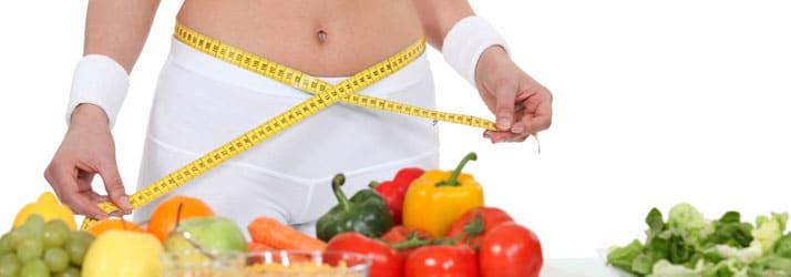 Chiropractic Eden Prairie MN Women with Healthy Food